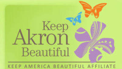 Keep Akron Beautiful Logo